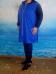 """Кардиган """"Василёк"""" (Smart-Woman, Россия) — размеры 60-62, 64-66, 68-70, 72-74, 76-78, 80-82"""